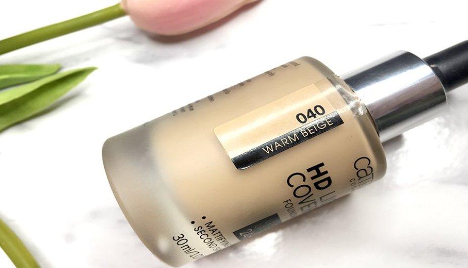 hd liquid coverage base de catrice review base mejor base low cost opinion base piel mixta clon fenty 2