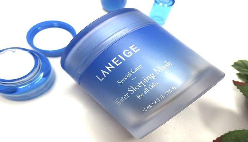 laneige sleeping mask essence crema de noche laneige tiene parabenos sephora usa 4