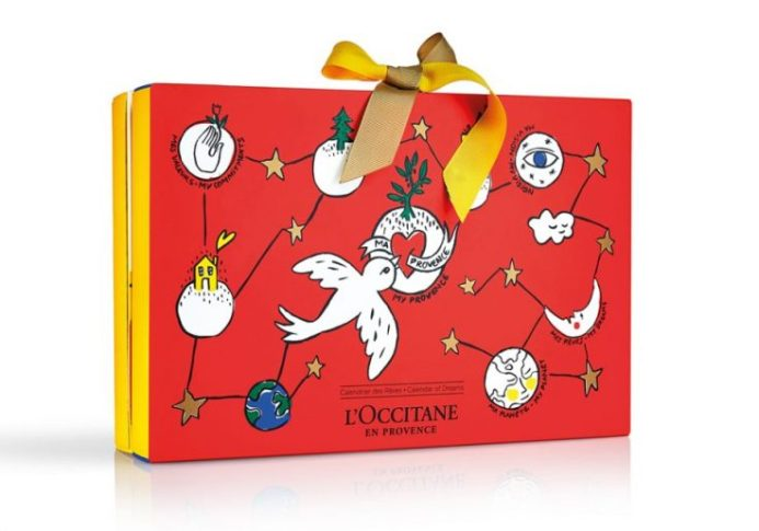 calendario de adviento 2018 beauty advent calendar calendario adviento 2018 spoilers loccitane 2