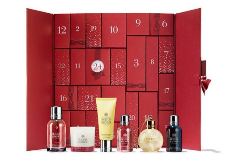 calendario de adviento 2018 beauty advent calendar calendario adviento 2018 spoilers molton brown