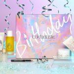 look fantastic birthday edition septiembre 2018 spoilers caja de belleza beauty box