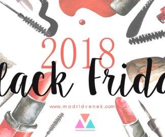 cosmetica maquillaje descuentos black friday 2018 moda tecnologia cyber monday 2018 madridvenek