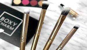 boxycharm noviembre ace beauty paleta de sombras glitter cover fx nova jonteblu pestañas postizas luxie brochas de luxie 3
