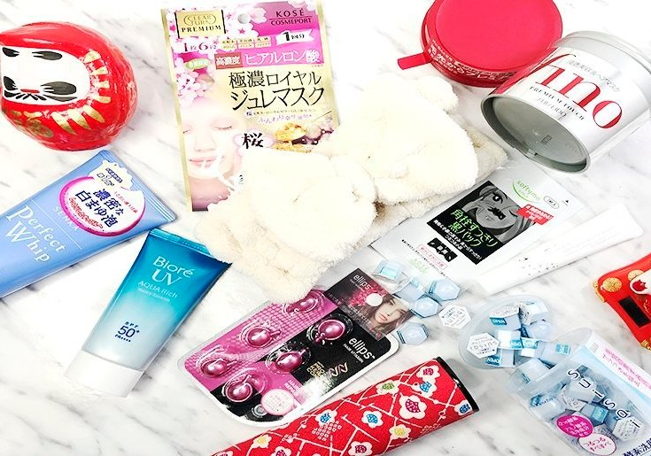 cosmetica japonesa compras beauty japon kose cosmetics biore shiseido senka suisai perfect whip clear powder beauty japon cosmetica japon