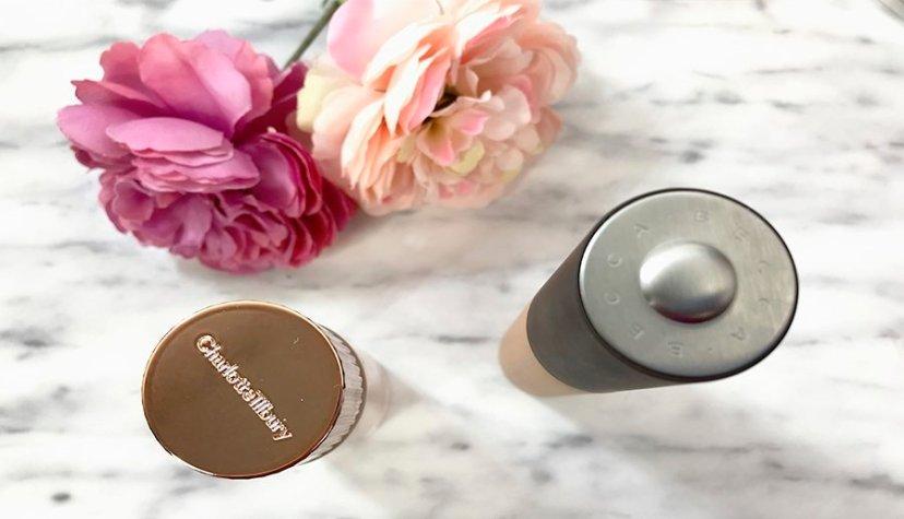 opal vs hollywood flawless filter charlotte tilbury iluminador opal becca mejor iluminador iluminador sin shimmer 2