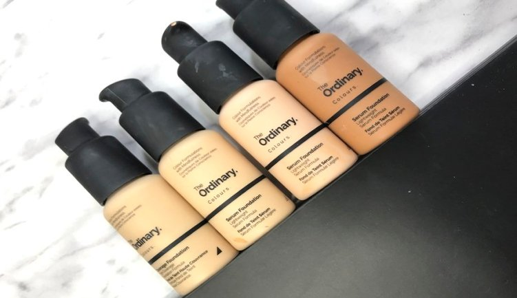 the ordinary coverage foundation españa the ordinary serum foundation opinion base de maquillaje the ordinary opiniones mejor base de maquillaje piel grasa 5