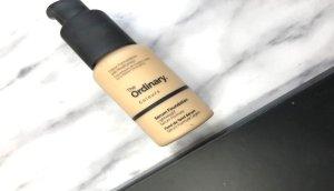 the ordinary coverage foundation españa the ordinary serum foundation opinion base de maquillaje the ordinary opiniones mejor base de maquillaje piel grasa 9