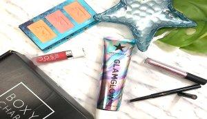 boxycharm mayo 2019 españa opinion glamglow dose of colors alamar cosmetics mellow maquillaje barato de alta gama