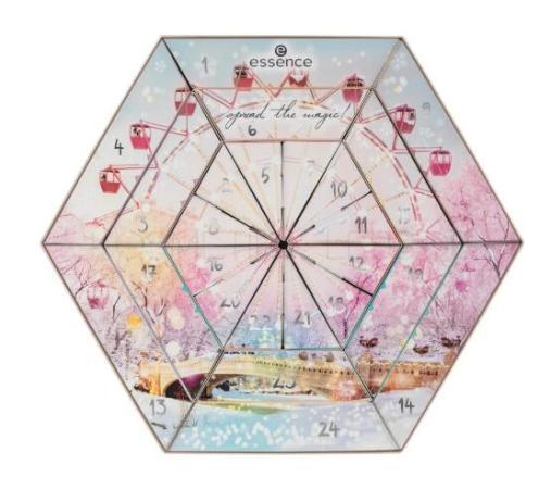 calendario de adviento de belleza 2019 calendario de adviento essence 2019 madridvenek calendario de adviento beauty