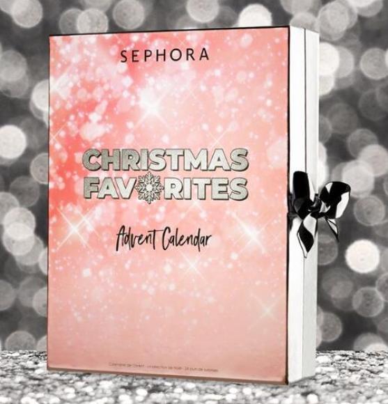 calendario de adviento de belleza 2019 calendario de adviento sephora christmas favorites 2019 madridvenek calendario de adviento beauty