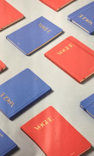agenda vogue 2020 regalos revistas diciembre 2019