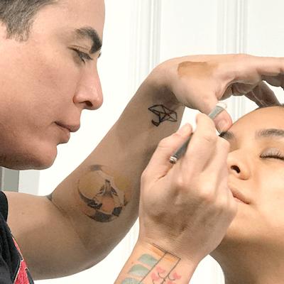 Bogart Makeup: Mi primer día en un curso de maquillaje