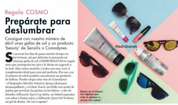 regalo revistas abril 2020 regalo revista cosmopolitan abril 2020
