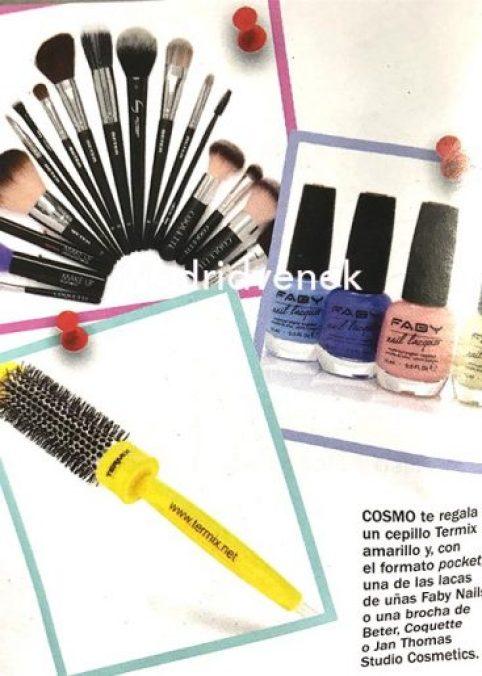 regalo de la revista cosmopolitan brochas better regalos revistas mayo 2020