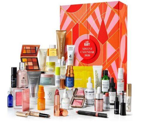 cult beauty calendario de adviento de belleza 2020 beauty advent calendar madridvenek full