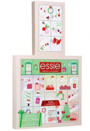 calendario de adviento essie 2020 beauty advent calendar essie madridvenek