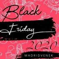 BLACK FRIDAY 2020 Maquillaje y CYBER MONDAY 2020. Belleza y moda. Todos los descuentos.