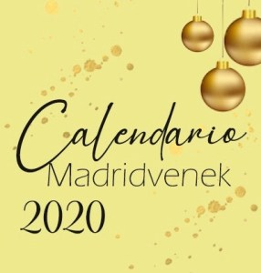 Calendario madridvenek 2020