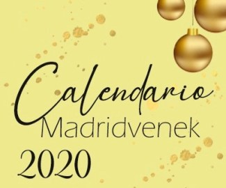 Calendario madridvenek 2020