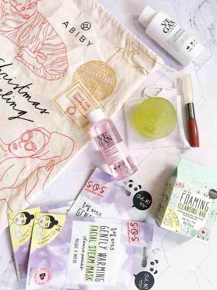 caja de belleza abiby box beauty box españa abiby opinion abiby review beauty box skincare 2021