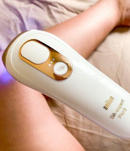 Braun silk expert 5 depilacion laser en casa depilacion ipl funciona opinion 6