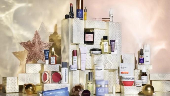 calendario de adviento de belleza 2021 calendario de adviento Beauty Space NK 2021 comprar calendario de adviento maquillaje 2021