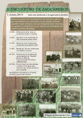 II Encuentro zaguaneros (2014)