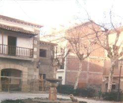 Plaza del ayuntamiento (El Zaguán - Recorte)