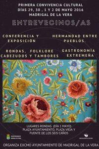 Entrevecinos 2016 - Cartel