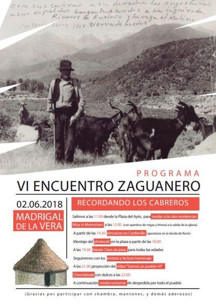 VI Encuentro zaguanero (2018)