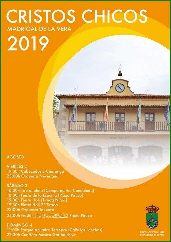 Cristos Chicos 2019