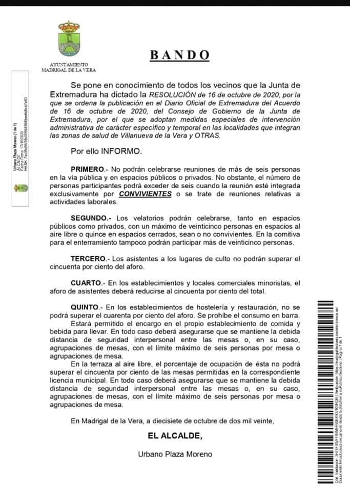 Bando COVID-19 - Octubre 2020 (2)