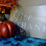 Easy DIY Fall Sign