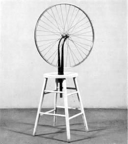 A Roda - Marcel Duchamp
