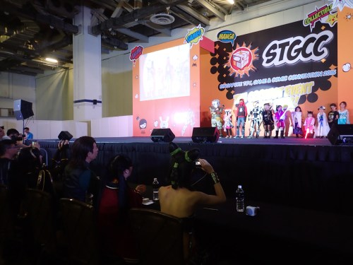 STGCC 2015 - cute cosplay