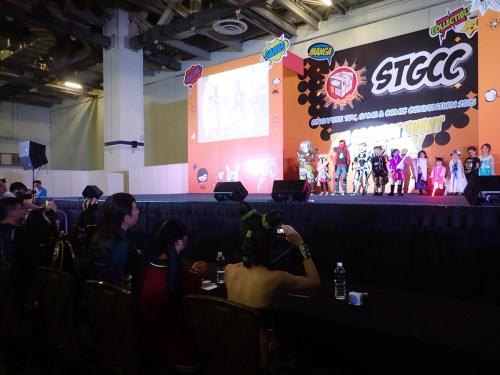 STGCC 2015 - cute cosplay