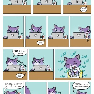 Procrastination - Drink