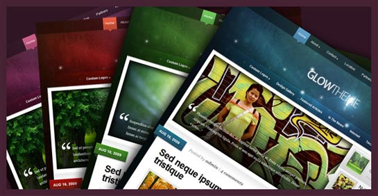 Glow WordPress Theme – Premium WordPress Theme for 02/24