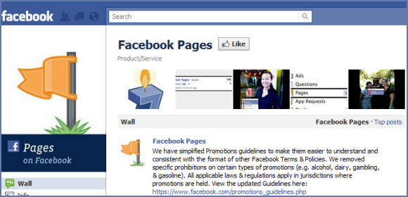 How To Create A Facebook Page For Your Blog