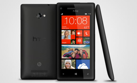 Is The New HTC X8 A Competition For The iPhone 5?