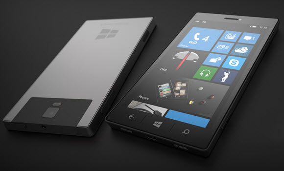 Microsoft May Be Planning To Make Its Own Windows 8 Smartphone