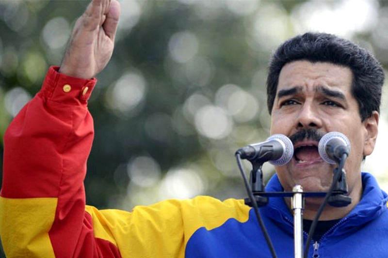 Nicolas Maduro en discurso sobre Leopoldo Lopez