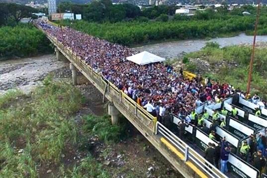 Foto: @PoliciaAduanera