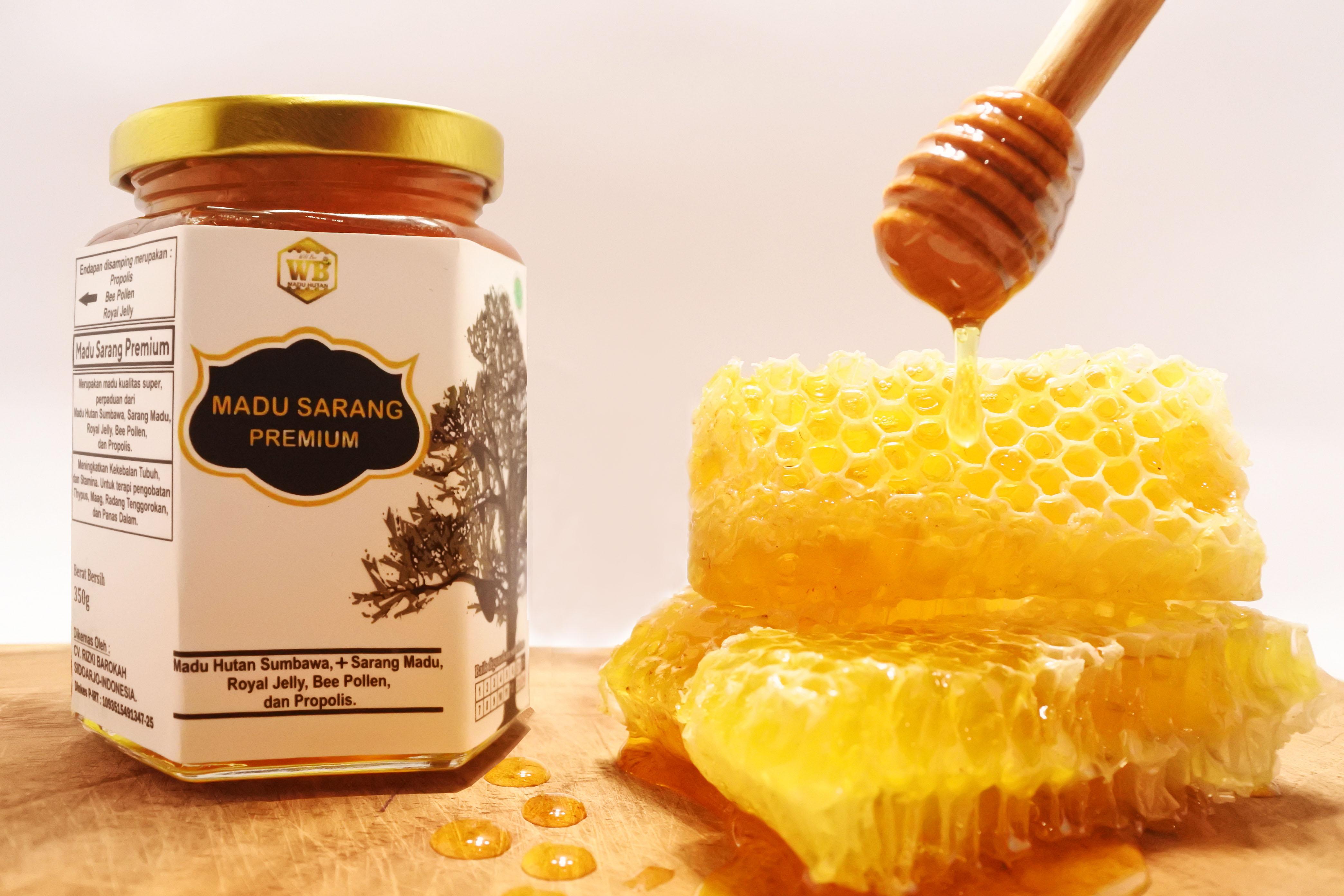mengenal madu