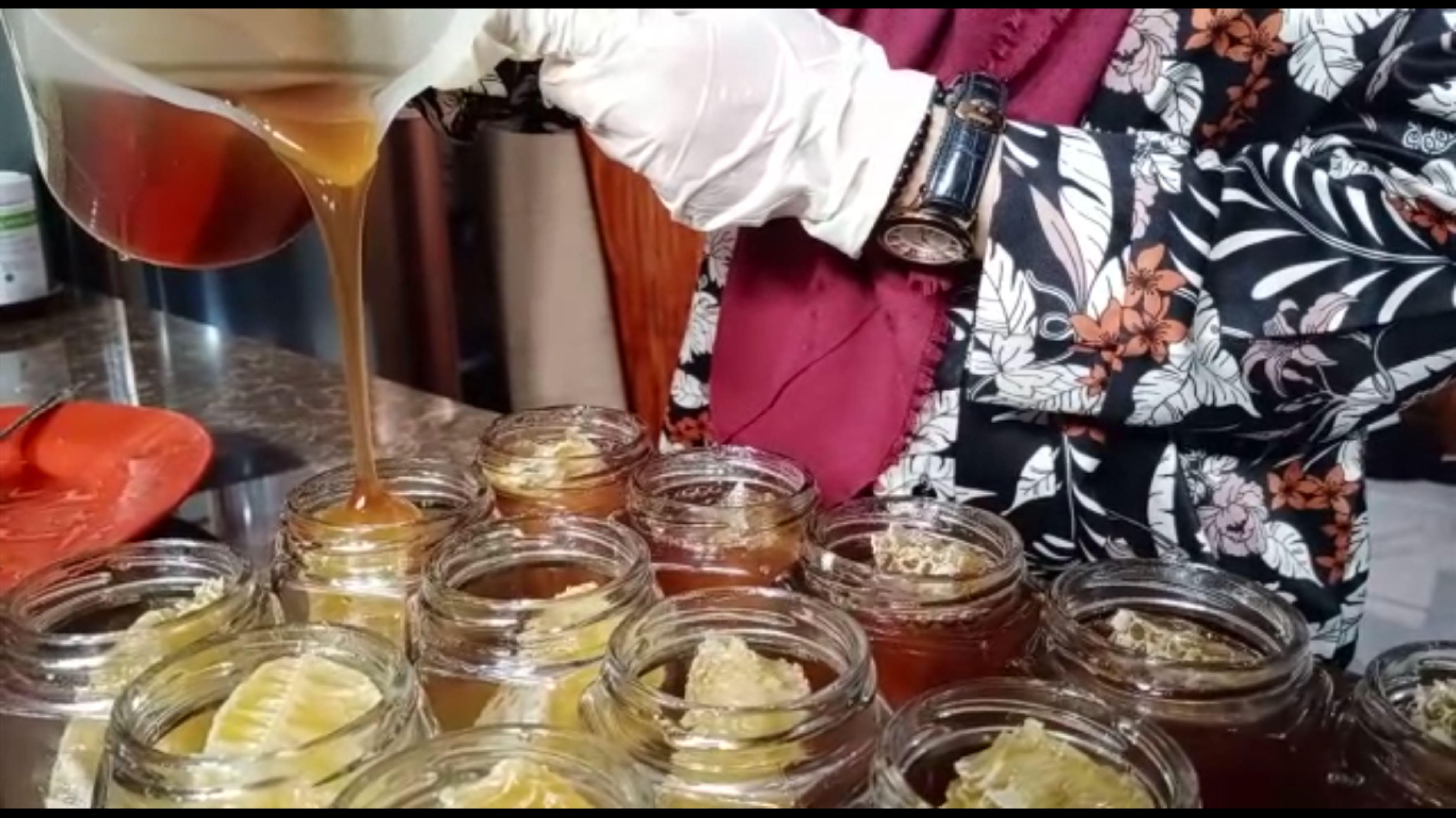 pengemasan madu