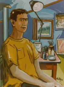 Self Portrait 1992