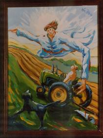 Tractor Angel
