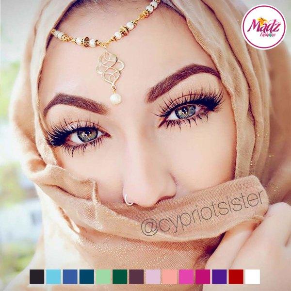 Madz Fashionz UK: Maryam Cypriotsister Pearl Drop Headpiece Gold Silver