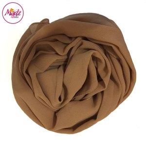 Madz Fashionz UK: Long Maxi Plain Chiffon Sand Muslim Hijabs Scarves Shawls