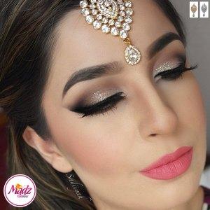 Madz Fashionz USA: Sadiiyah Chandelier Bridal Hair Tikka
